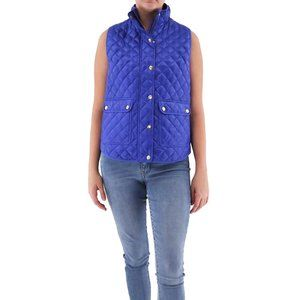 J. CREW Quilted Down Filled Vest #AS13
